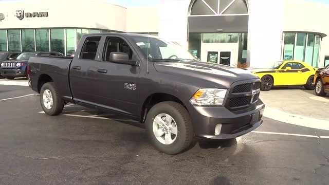 2018 Ram 1500 Quad Cab 4x4,  Pickup #180311 - photo 40