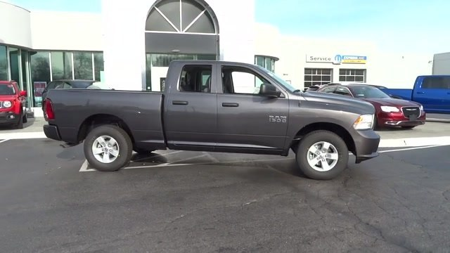 2018 Ram 1500 Quad Cab 4x4,  Pickup #180311 - photo 5