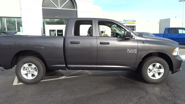 2018 Ram 1500 Quad Cab 4x4, Pickup #180311 - photo 6