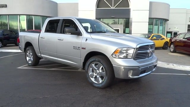2018 Ram 1500 Crew Cab 4x4,  Pickup #180371 - photo 4
