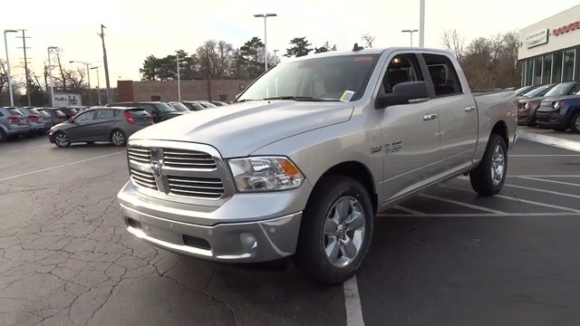 2018 Ram 1500 Crew Cab 4x4, Pickup #180371 - photo 37
