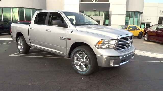 2018 Ram 1500 Crew Cab 4x4, Pickup #180371 - photo 40