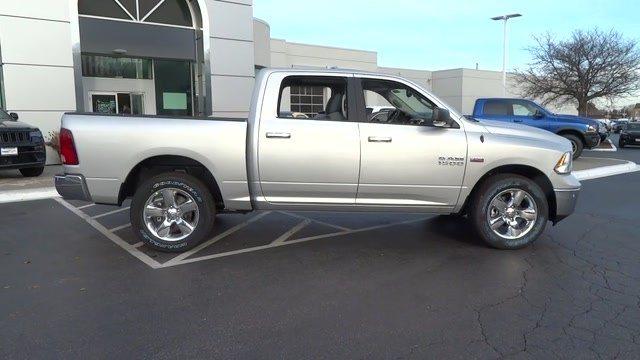 2018 Ram 1500 Crew Cab 4x4,  Pickup #180371 - photo 6