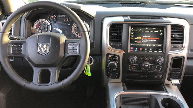 2018 Ram 1500 Crew Cab 4x4,  Pickup #180371 - photo 17