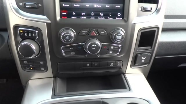 2018 Ram 1500 Crew Cab 4x4,  Pickup #180371 - photo 31