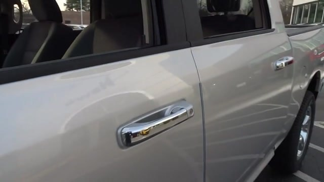 2018 Ram 1500 Crew Cab 4x4,  Pickup #180371 - photo 36