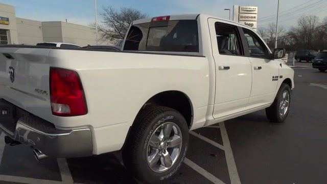2018 Ram 1500 Crew Cab 4x4, Pickup #180372 - photo 13