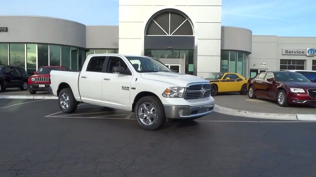 2018 Ram 1500 Crew Cab 4x4, Pickup #180372 - photo 3