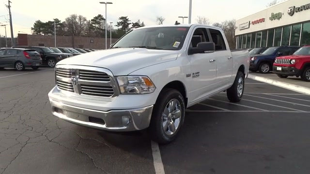 2018 Ram 1500 Crew Cab 4x4, Pickup #180372 - photo 37