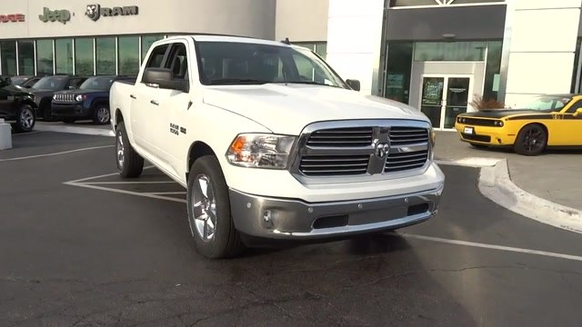 2018 Ram 1500 Crew Cab 4x4, Pickup #180372 - photo 39