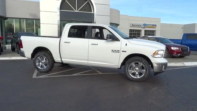 2018 Ram 1500 Crew Cab 4x4, Pickup #180372 - photo 5