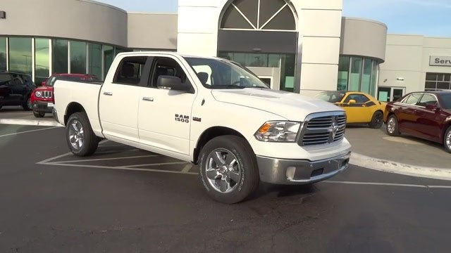 2018 Ram 1500 Crew Cab 4x4, Pickup #180372 - photo 40