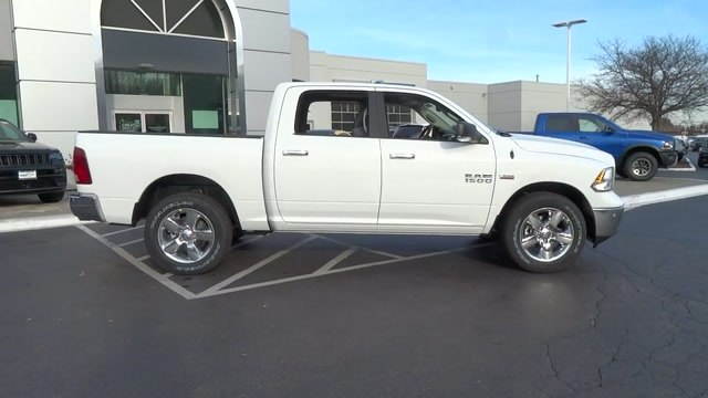 2018 Ram 1500 Crew Cab 4x4, Pickup #180372 - photo 6