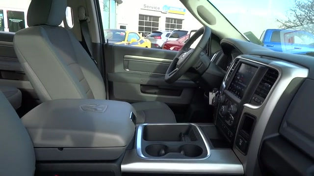 2018 Ram 1500 Crew Cab 4x4, Pickup #180372 - photo 8