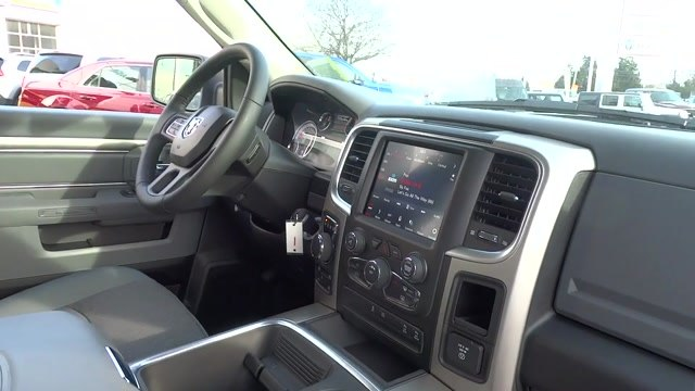 2018 Ram 1500 Crew Cab 4x4, Pickup #180372 - photo 10