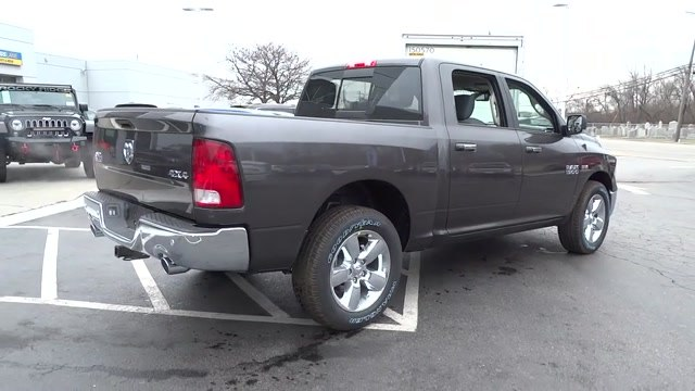2018 Ram 1500 Crew Cab 4x4, Pickup #180440 - photo 2