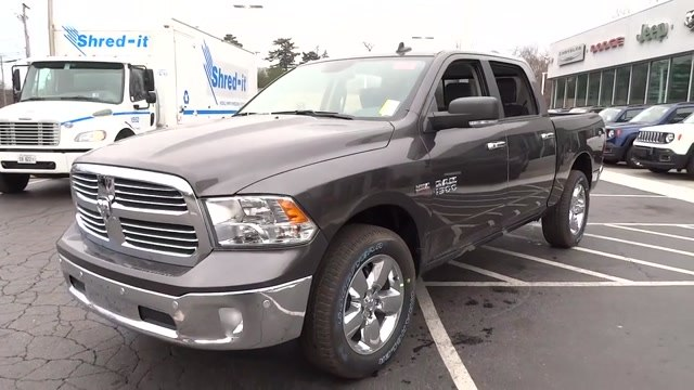 2018 Ram 1500 Crew Cab 4x4, Pickup #180440 - photo 36
