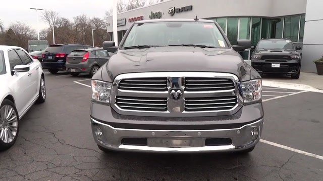 2018 Ram 1500 Crew Cab 4x4, Pickup #180440 - photo 38