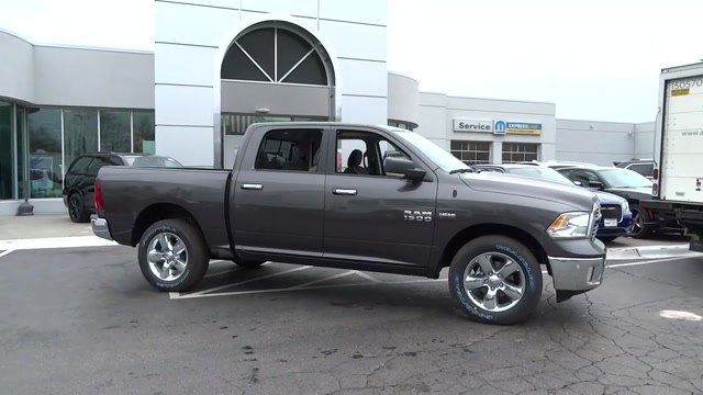 2018 Ram 1500 Crew Cab 4x4, Pickup #180440 - photo 5
