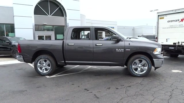2018 Ram 1500 Crew Cab 4x4, Pickup #180440 - photo 6