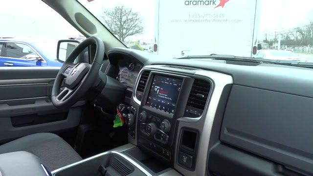 2018 Ram 1500 Crew Cab 4x4, Pickup #180440 - photo 10