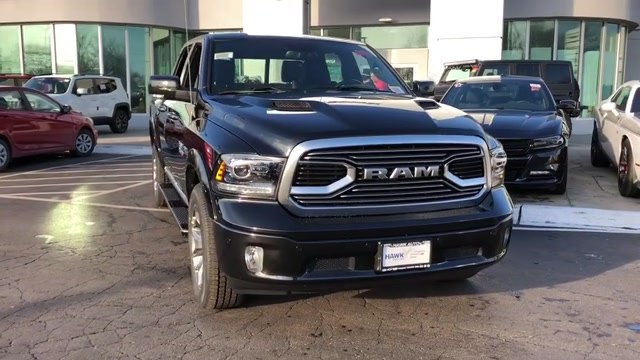 2018 Ram 1500 Crew Cab 4x4,  Pickup #180522 - photo 40