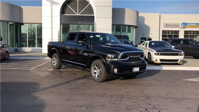2018 Ram 1500 Crew Cab 4x4, Pickup #180522 - photo 3