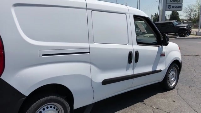 2018 ProMaster City,  Empty Cargo Van #180739 - photo 12