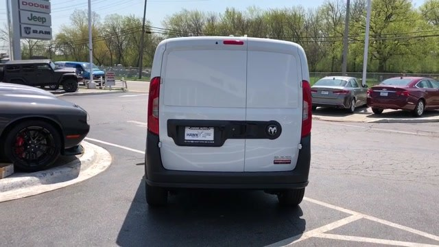 2018 ProMaster City,  Empty Cargo Van #180739 - photo 19