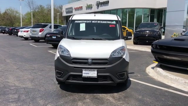 2018 ProMaster City,  Empty Cargo Van #180739 - photo 38