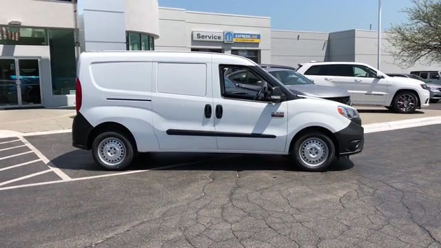 2018 ProMaster City,  Empty Cargo Van #180739 - photo 6