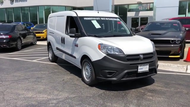 2018 ProMaster City FWD,  Empty Cargo Van #180739 - photo 39