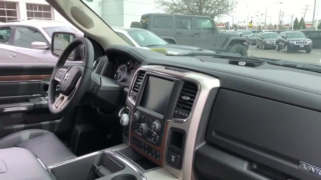 2018 Ram 1500 Crew Cab 4x4,  Pickup #180757 - photo 11