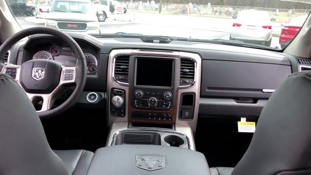 2018 Ram 1500 Crew Cab 4x4,  Pickup #180757 - photo 22