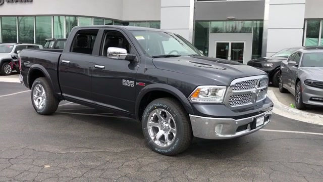2018 Ram 1500 Crew Cab 4x4,  Pickup #180757 - photo 4