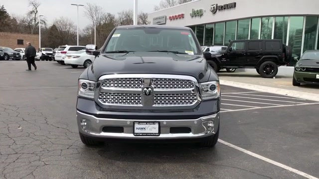 2018 Ram 1500 Crew Cab 4x4,  Pickup #180757 - photo 38