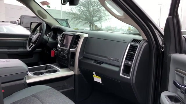 2018 Ram 1500 Crew Cab 4x4,  Pickup #180801 - photo 12