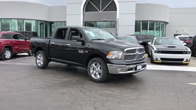 2018 Ram 1500 Crew Cab 4x4,  Pickup #180801 - photo 3