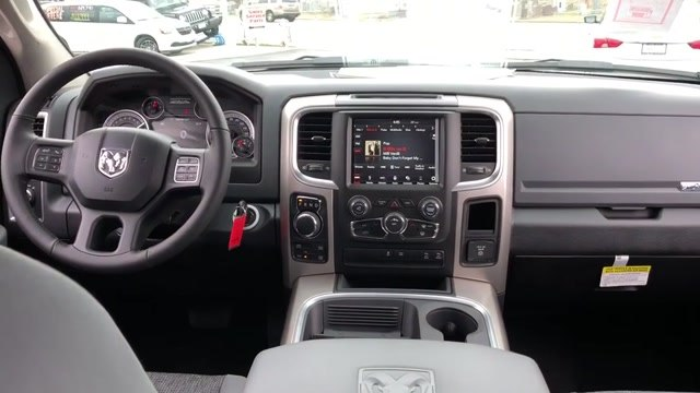 2018 Ram 1500 Crew Cab 4x4,  Pickup #180801 - photo 22