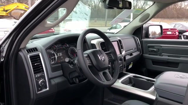 2018 Ram 1500 Crew Cab 4x4,  Pickup #180801 - photo 25