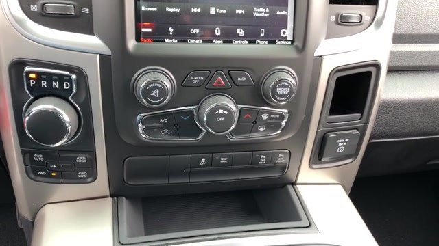 2018 Ram 1500 Crew Cab 4x4,  Pickup #180801 - photo 31