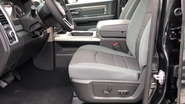 2018 Ram 1500 Crew Cab 4x4,  Pickup #180801 - photo 34