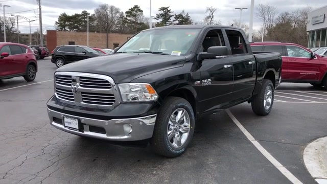 2018 Ram 1500 Crew Cab 4x4,  Pickup #180801 - photo 37