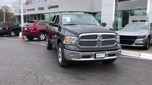 2018 Ram 1500 Crew Cab 4x4,  Pickup #180801 - photo 39