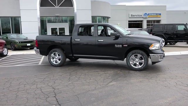 2018 Ram 1500 Crew Cab 4x4,  Pickup #180801 - photo 5