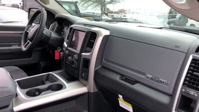 2018 Ram 1500 Crew Cab 4x4,  Pickup #180801 - photo 9