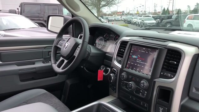 2018 Ram 1500 Crew Cab 4x4,  Pickup #180801 - photo 10