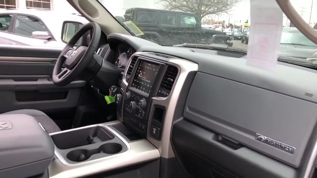 2018 Ram 1500 Crew Cab 4x4,  Pickup #180803 - photo 9