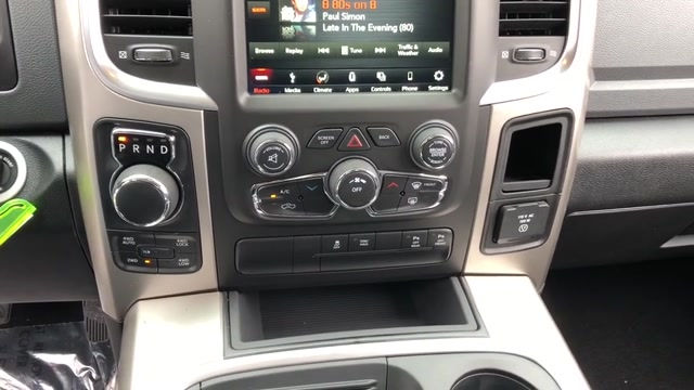 2018 Ram 1500 Crew Cab 4x4,  Pickup #180803 - photo 29