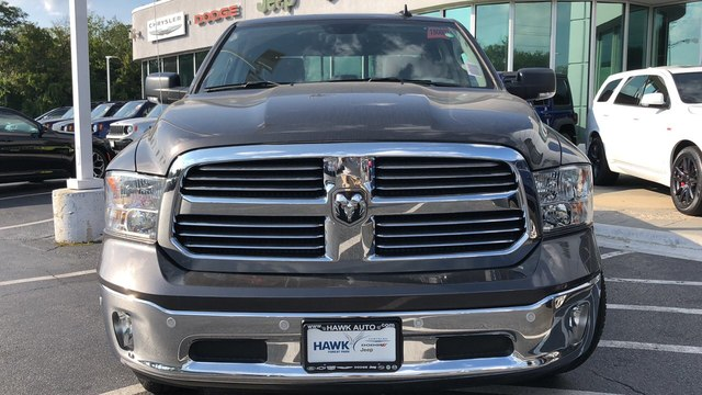 2018 Ram 1500 Crew Cab 4x4,  Pickup #180803 - photo 5